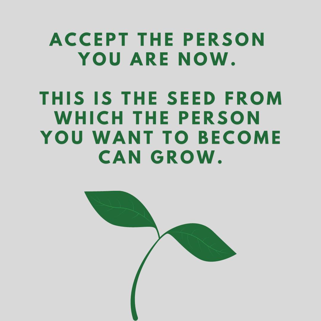 [Image] Seed of change.