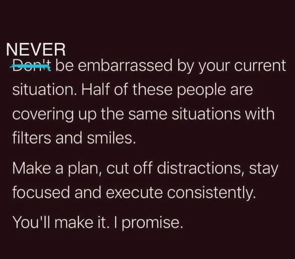 [Image] Never!