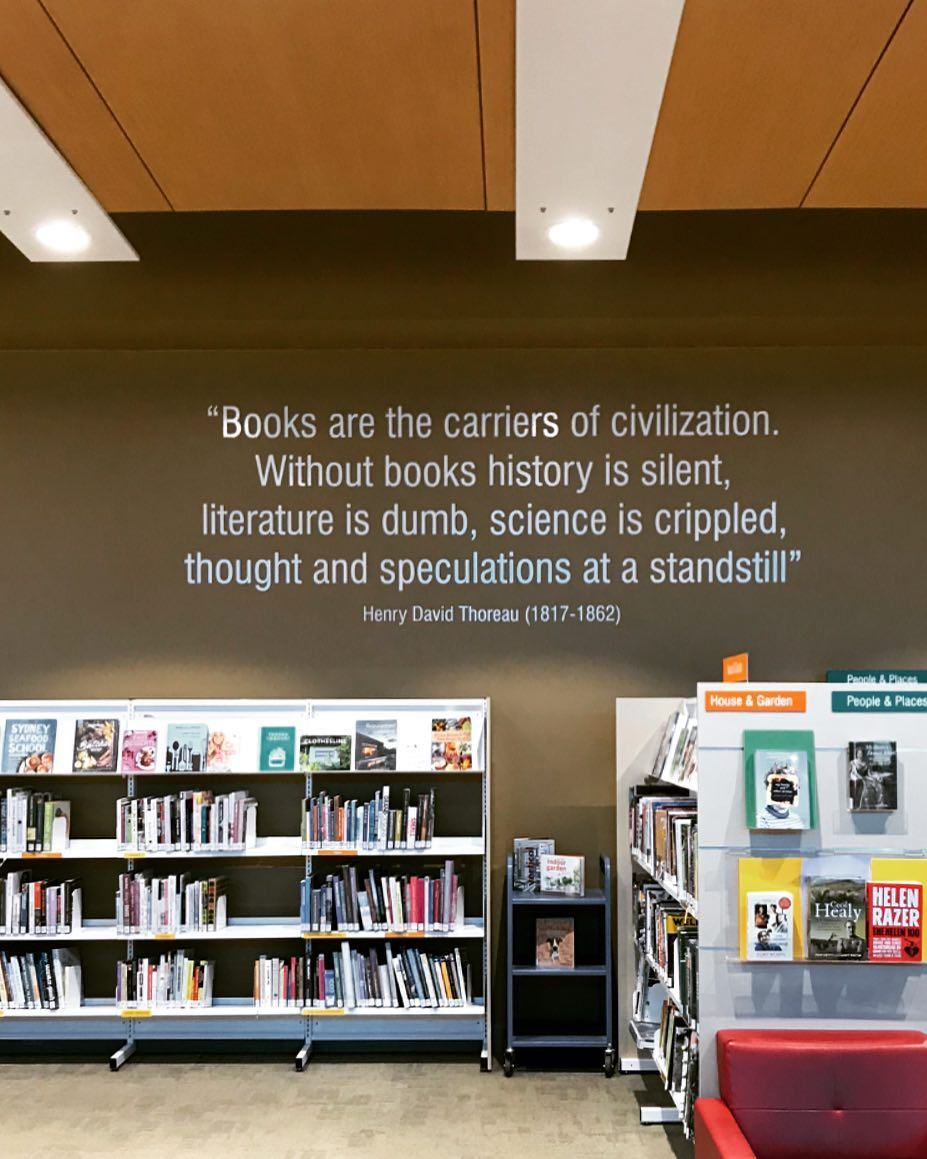 """""""Books Are The Carriers Of Civilization. Without Books History Is Silent, Literature Is Dumb, Science Is Crippled, Thought And Speculations At A Standstill"""" Henry David Thoreau (1817-1862) https://inspirational.ly"""